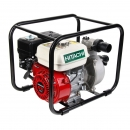 Мотопомпа бензиновая для слабозагрязненной воды HITACHI A 160E