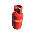 Баллон пропановый 12 л (рекомендуемая заполняемость 7 кг газа)