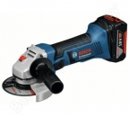 Угловая шлифмашина Bosch GWS 18-125 V-LI аккумуляторная